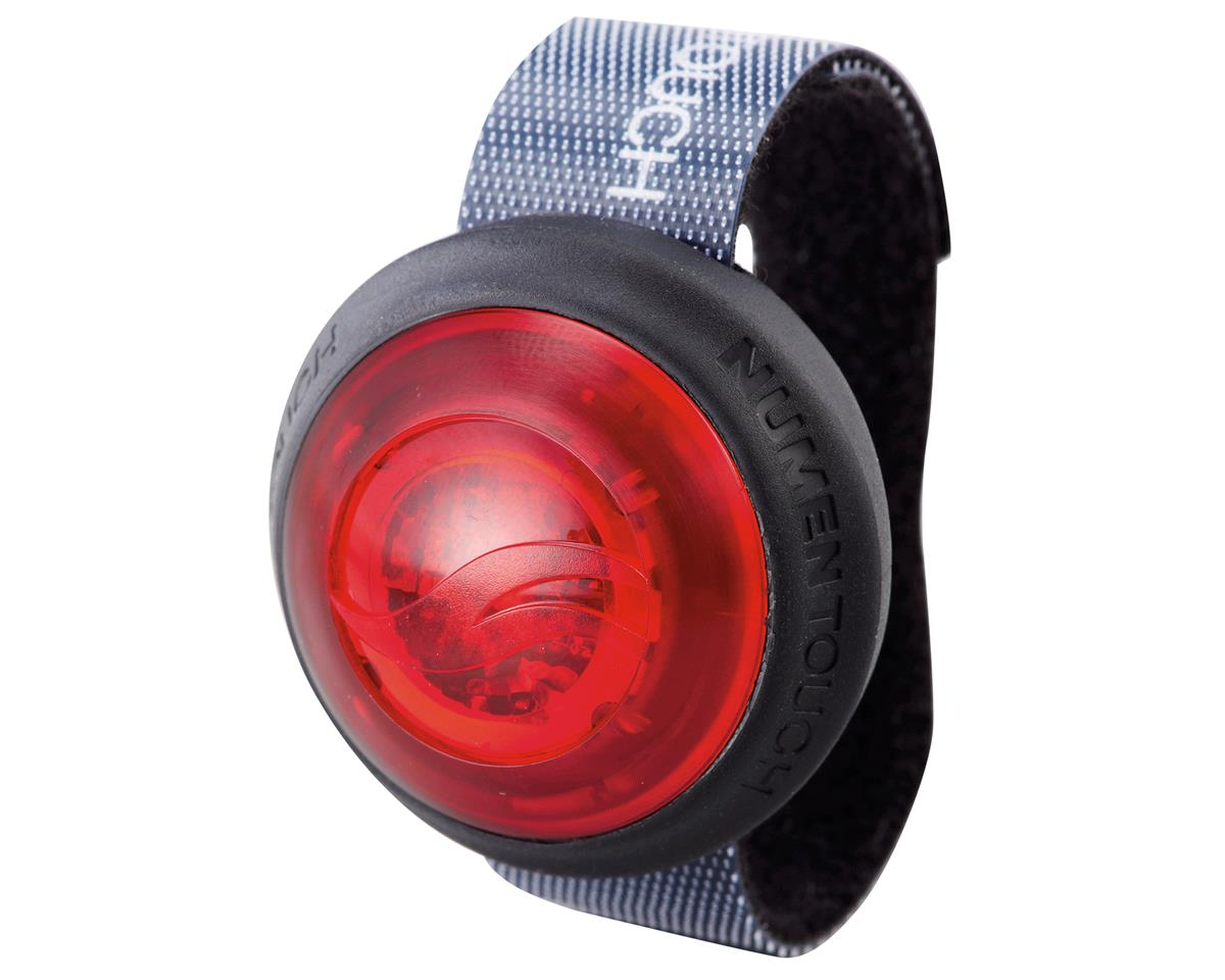 Giant Numen Touch 1-LED Bike Tail Light (Black/Red)