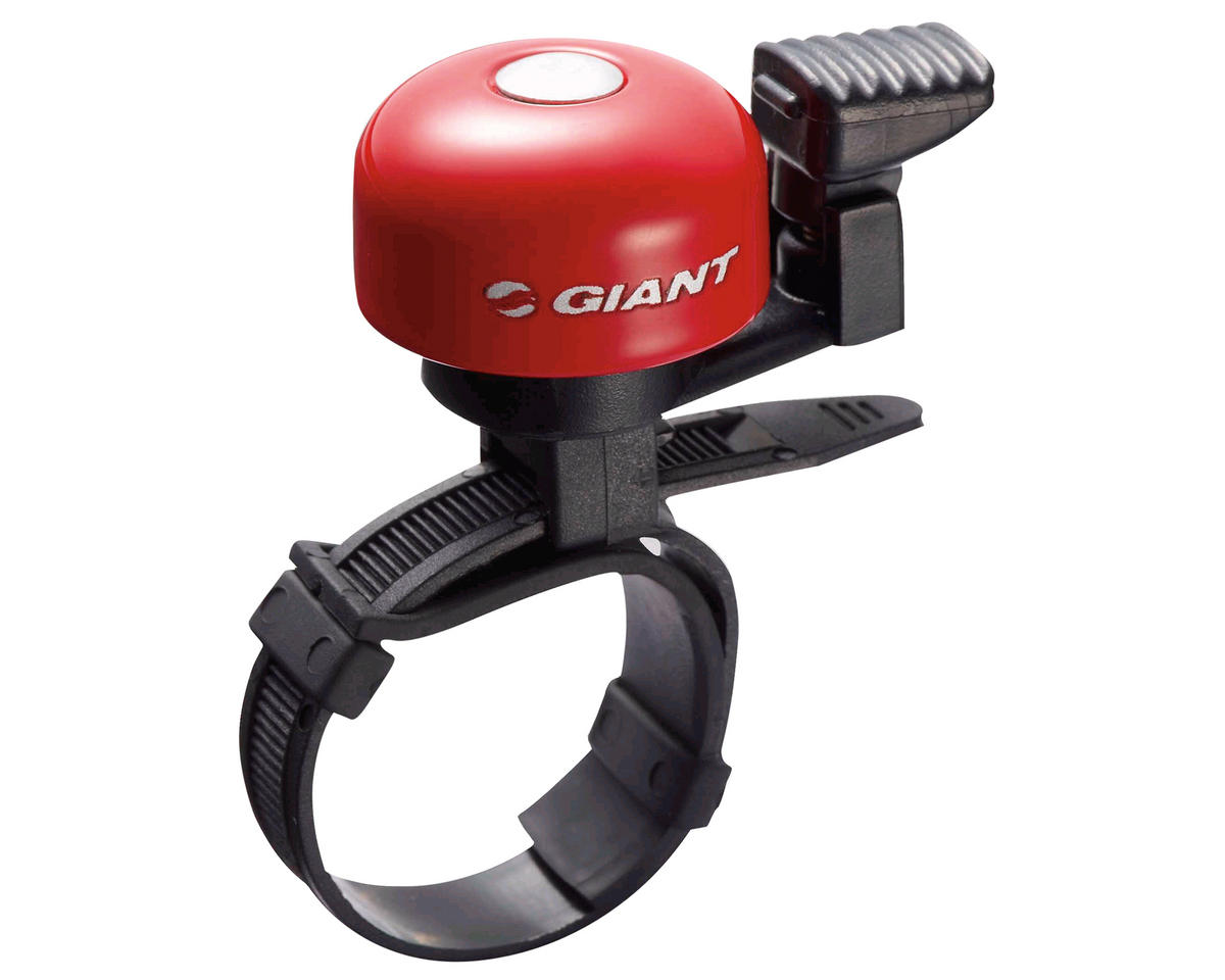 Giant Sport Bike Bell (20-32mm) (Powdercoat Red)