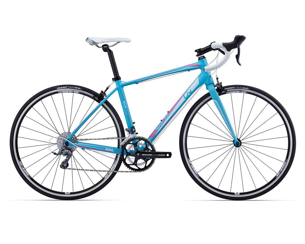 Liv/Giant Avail 4 Women's Road Bike (2016) (Matte Blue/Fuchsia)