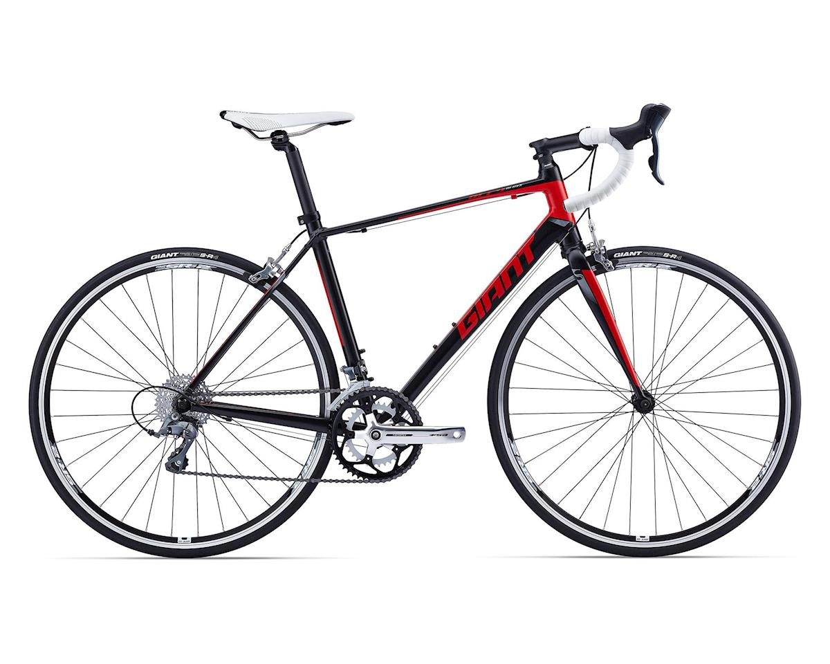 Giant Defy 5 (2016) (Satin Black/Red)