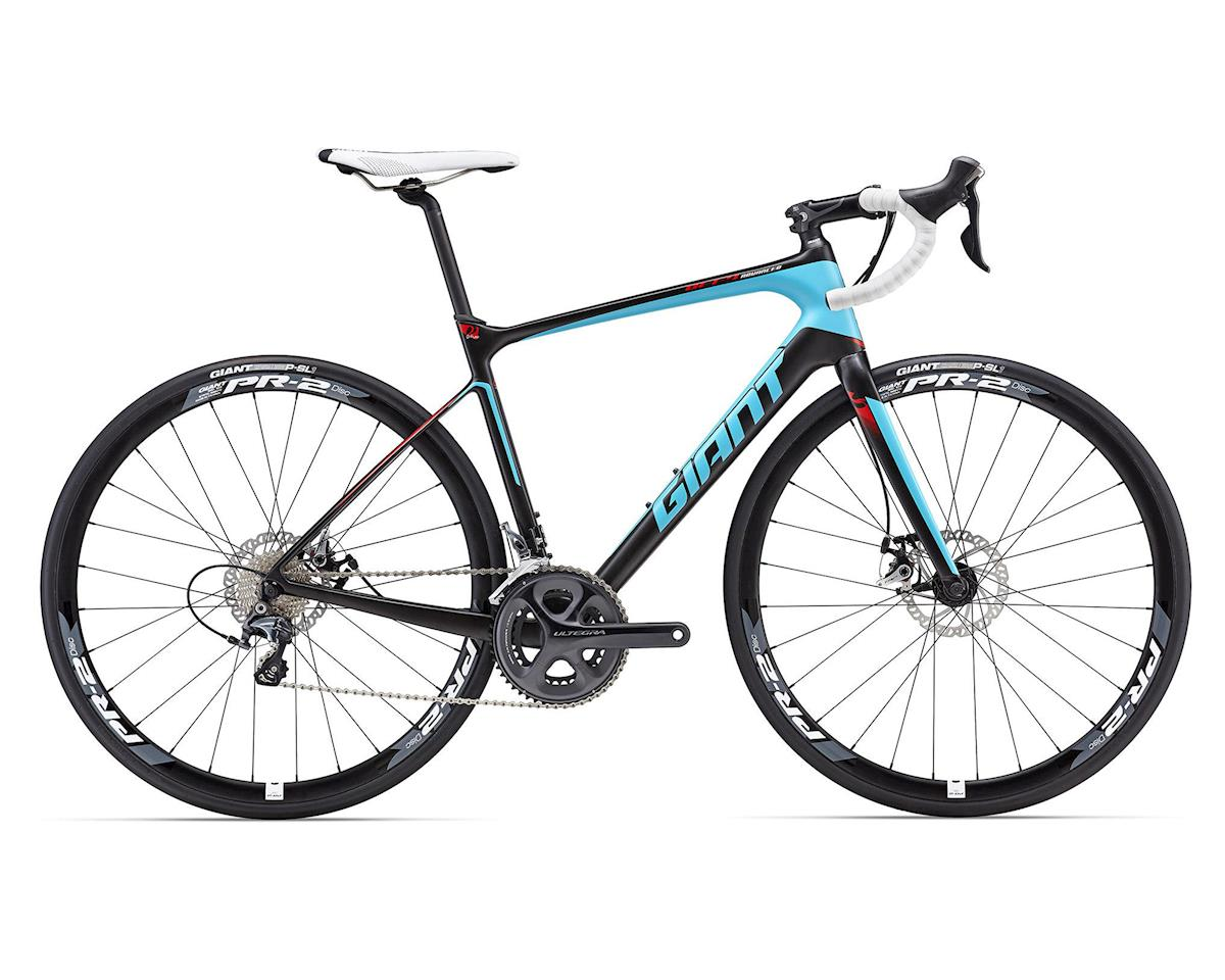 Giant Defy Advanced 1 (2016) (Satin Composite/Blue/Red)