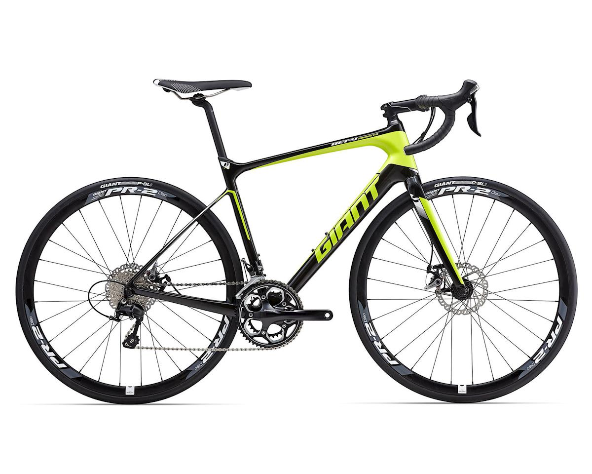 Giant Defy Advanced 2 (2016) (Composite/Lime/White)