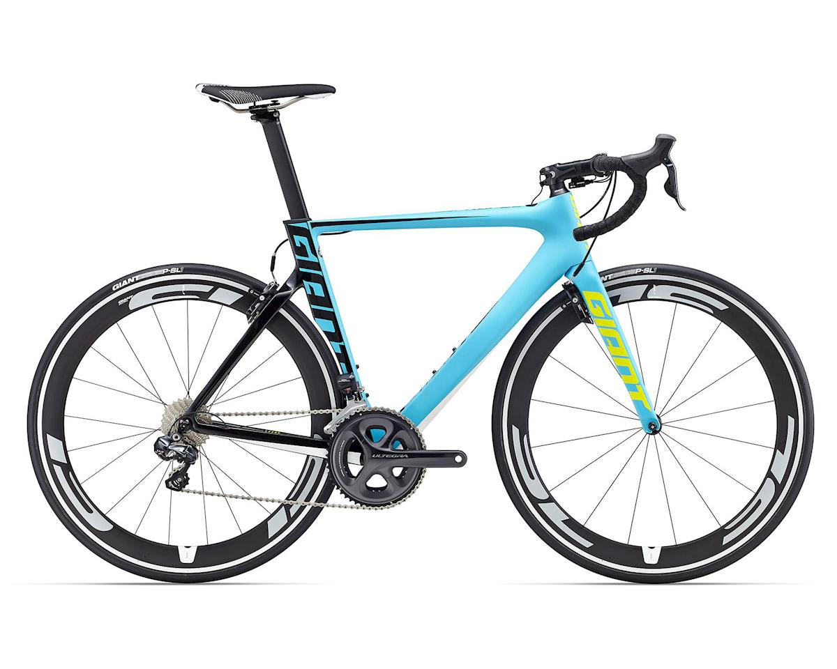 Giant Propel Advanced 0 (2016) (Matte Blue/Black/Yellow)