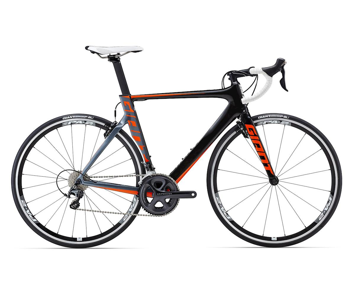 Giant Propel Advanced 1 (2016) (Composite/Charcoal/Orange)