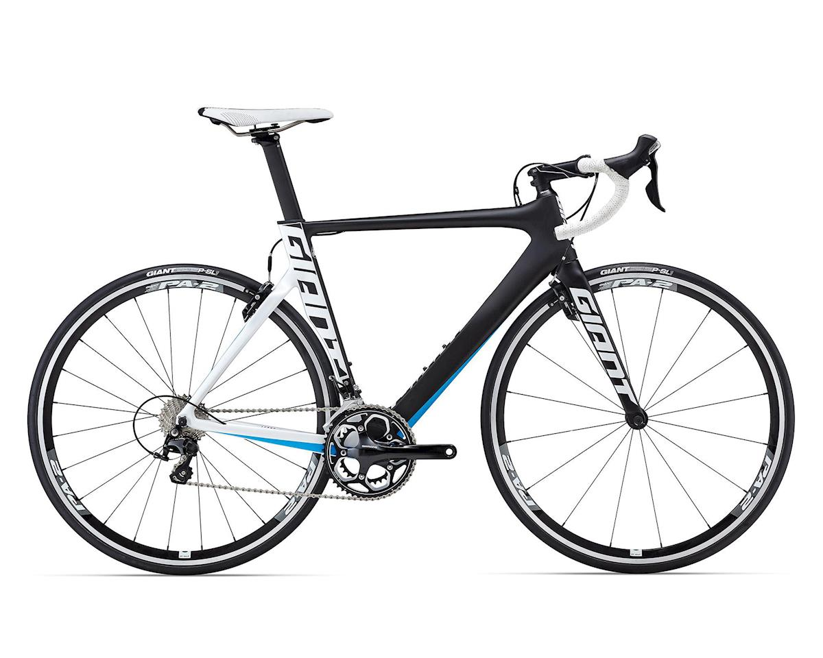 Giant Propel Advanced 2 (2016) (Matte Composite/White/Blue)