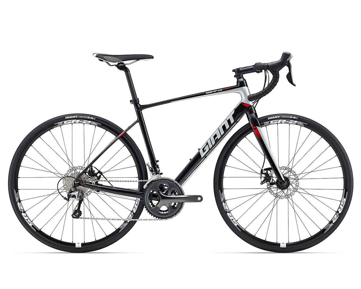 Giant Defy 2 Disc (2016) (Black/Silver/Red)