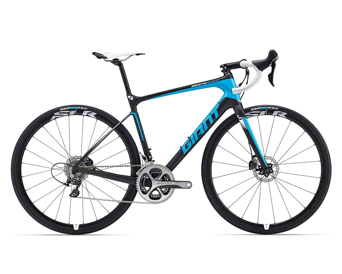 Giant Defy Advanced Pro 0 (2016) (Matte Composite/Blue/White)