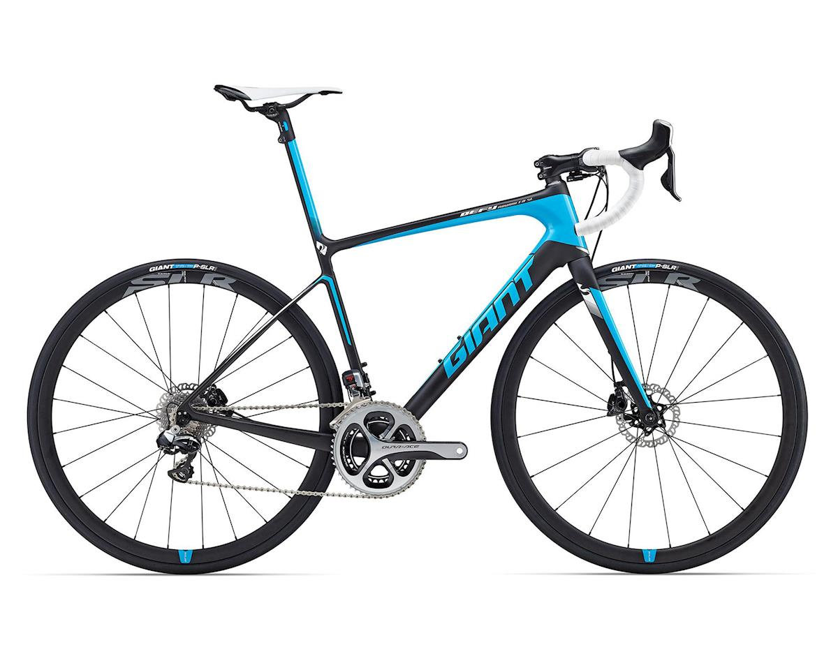 Giant Defy Advanced SL 0 ISP (2016) (Matte Composite/Blue/White)