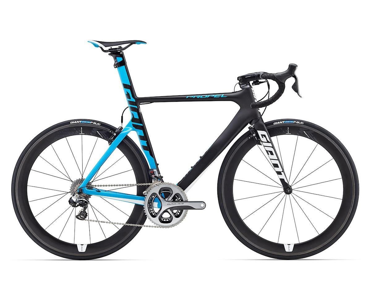 Giant Propel Advanced SL 0 ISP (2016) (Matte Composite/Gloss Blue)