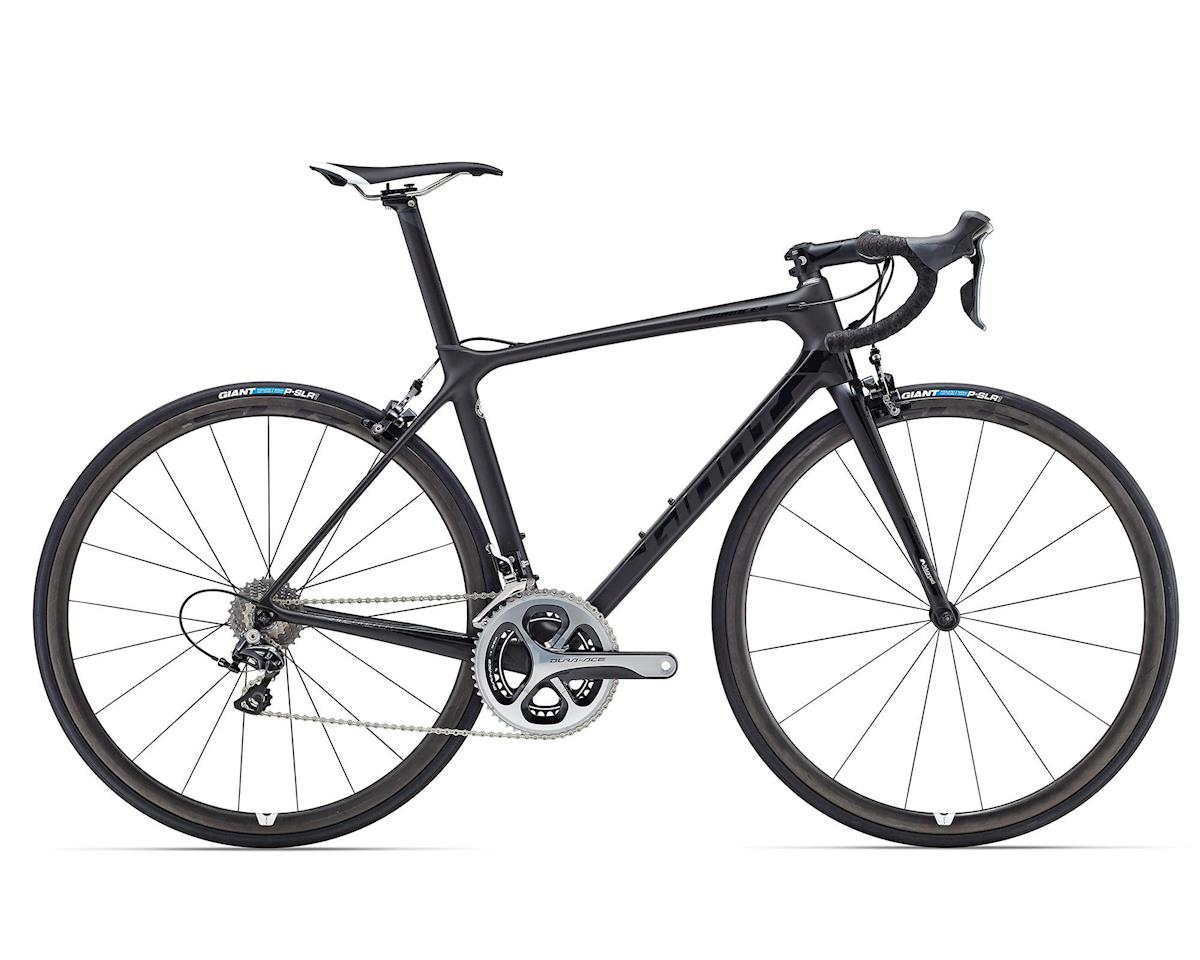 Giant TCR Advanced Pro 0 (2016) (Matte Composite/Gloss Black)
