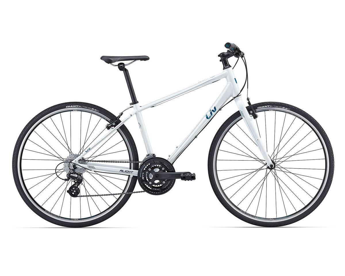 Liv/Giant Alight 2 Women's Town Bike (2016) (White)