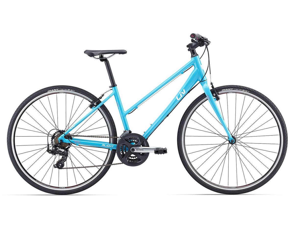 Liv/Giant Alight 3 Women's Town Bike (2016) (Turquoise)