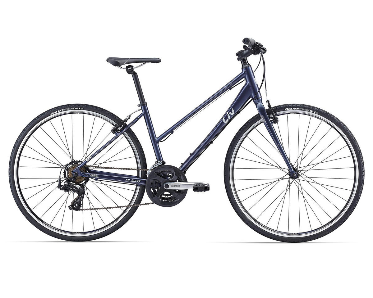 Liv/Giant Alight 3 Women's Town Bike (2016) (Dark Blue)