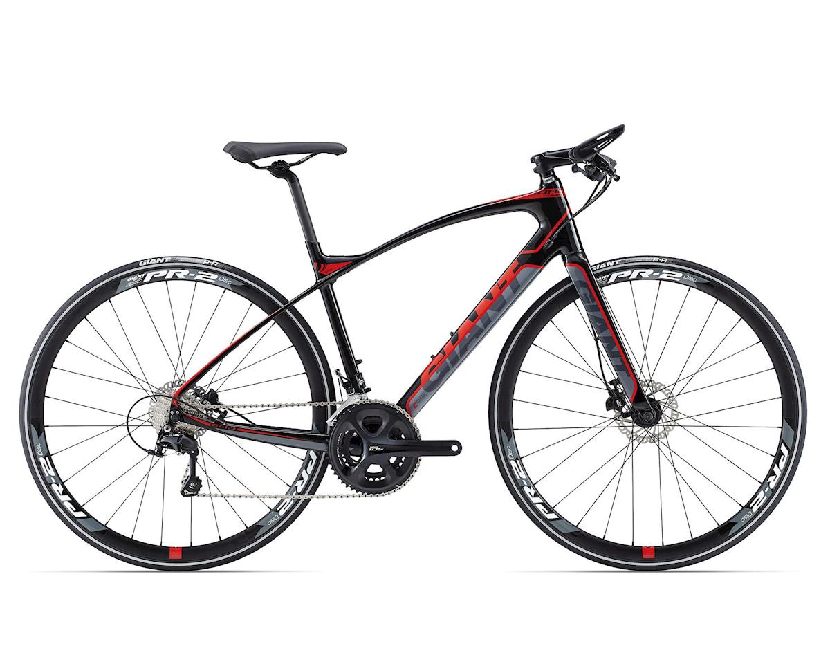 Giant FastRoad CoMax 1 (2016) (Composite/Red)