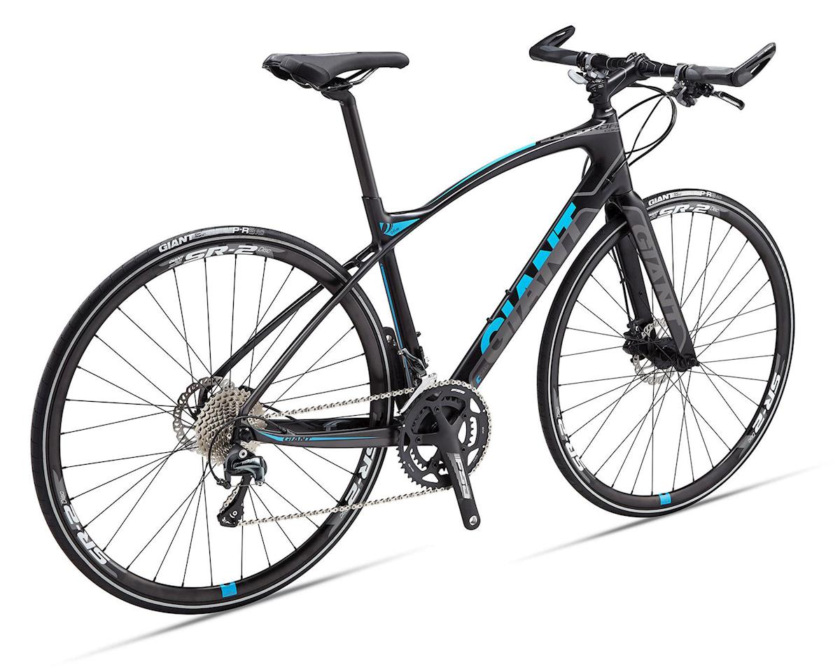 Giant FastRoad CoMax 2 (2016) (Satin Composite/Blue)