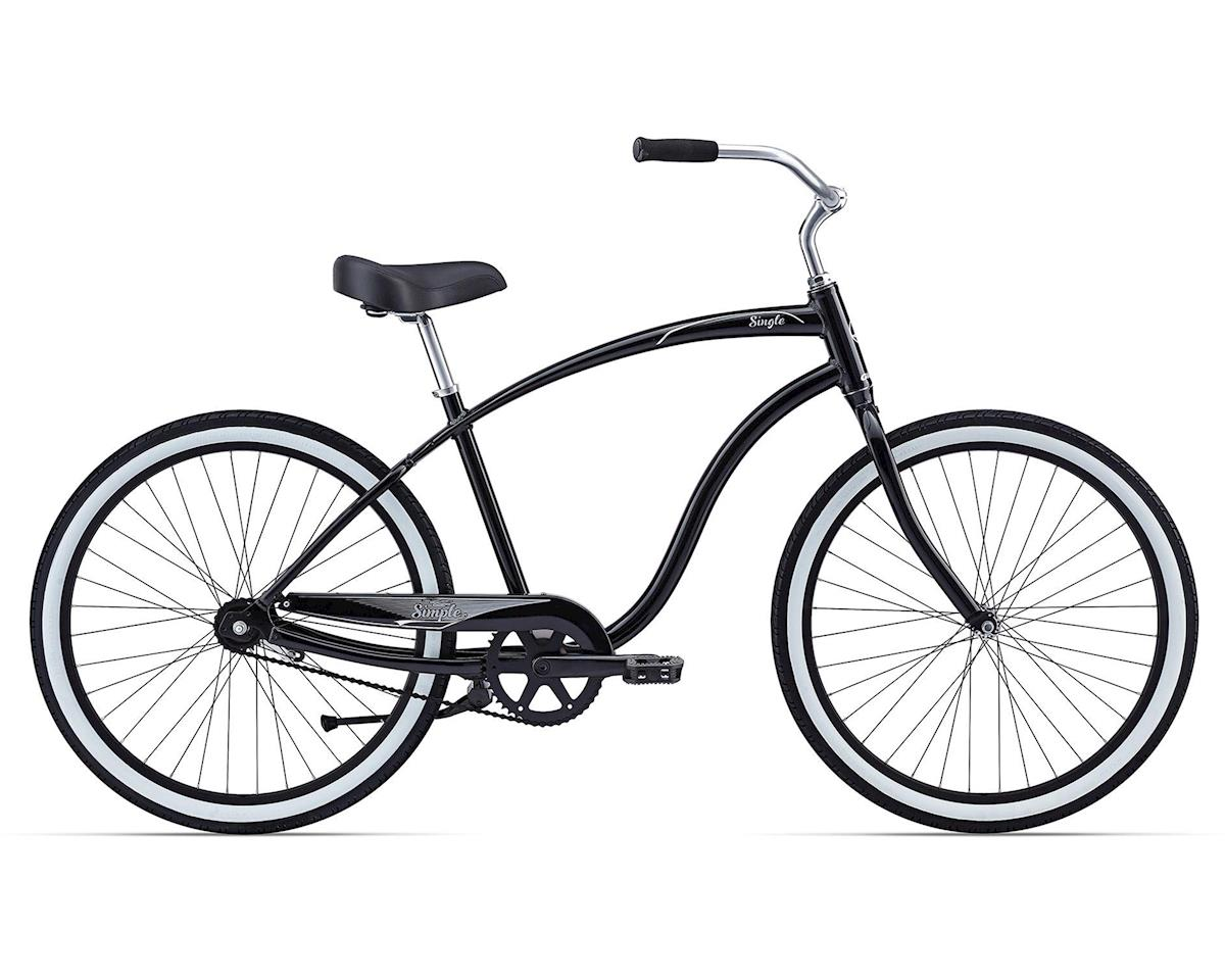 giant simple single cruiser  2016   black   60021410