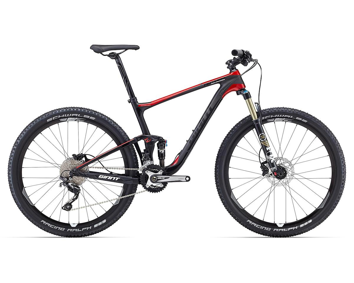 Giant Anthem Advanced 27.5 2 (2016) (Composite/Red)