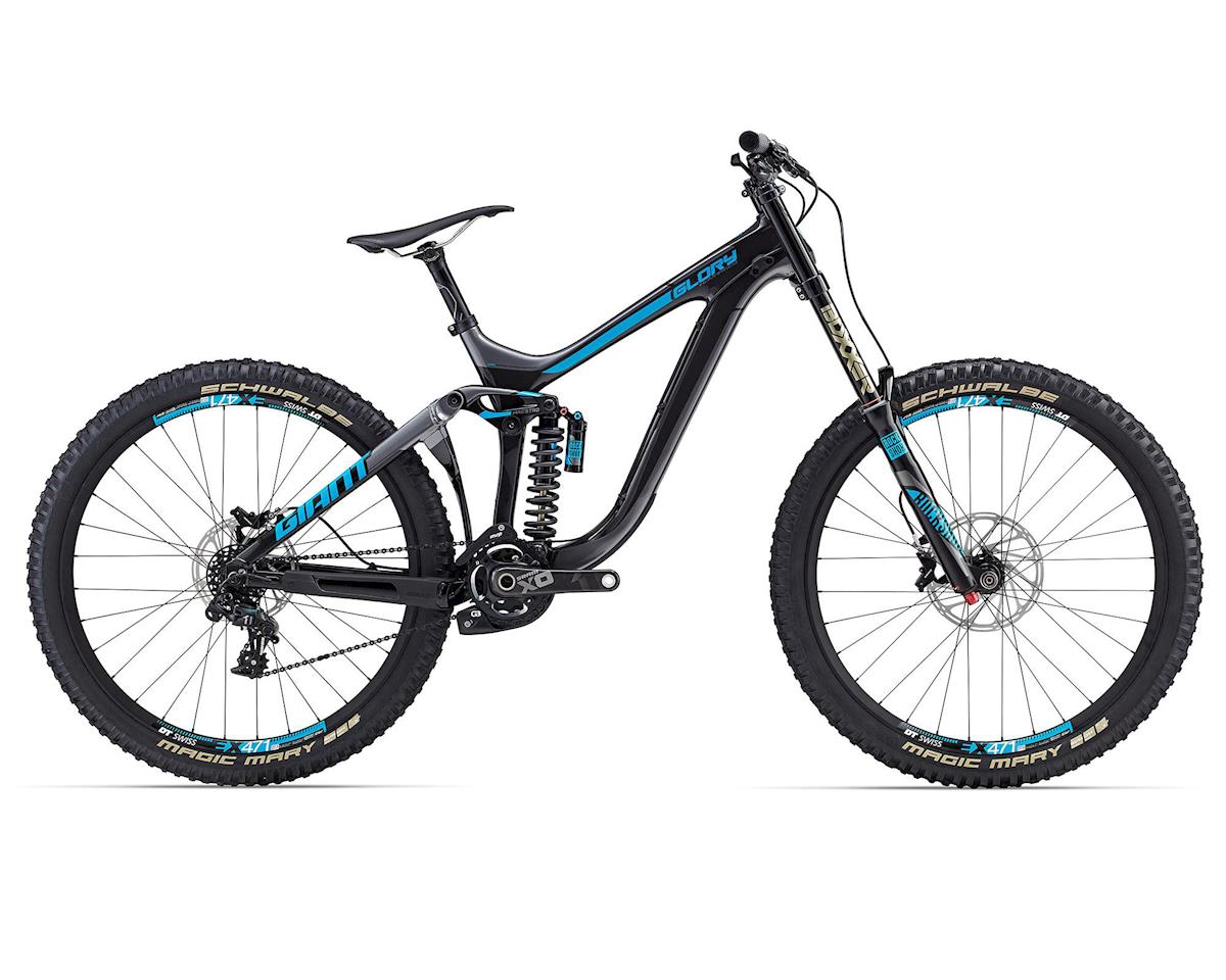 Giant Glory Advanced 27.5 0 DH MTB (2016) (Composite/Charcoal/Blue)