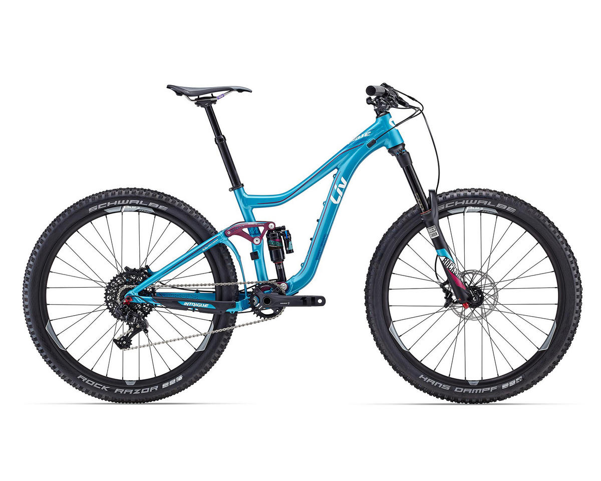 Liv/Giant Intrigue SX Women's MTB (2016) (Teal/Purple)