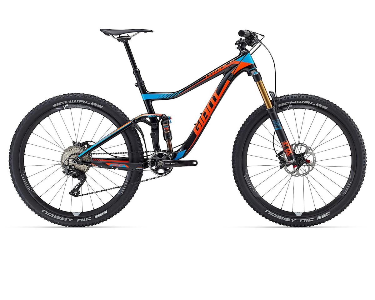 Giant Trance Advanced 27.5 1 (2016) (Composite/Orange/Blue)