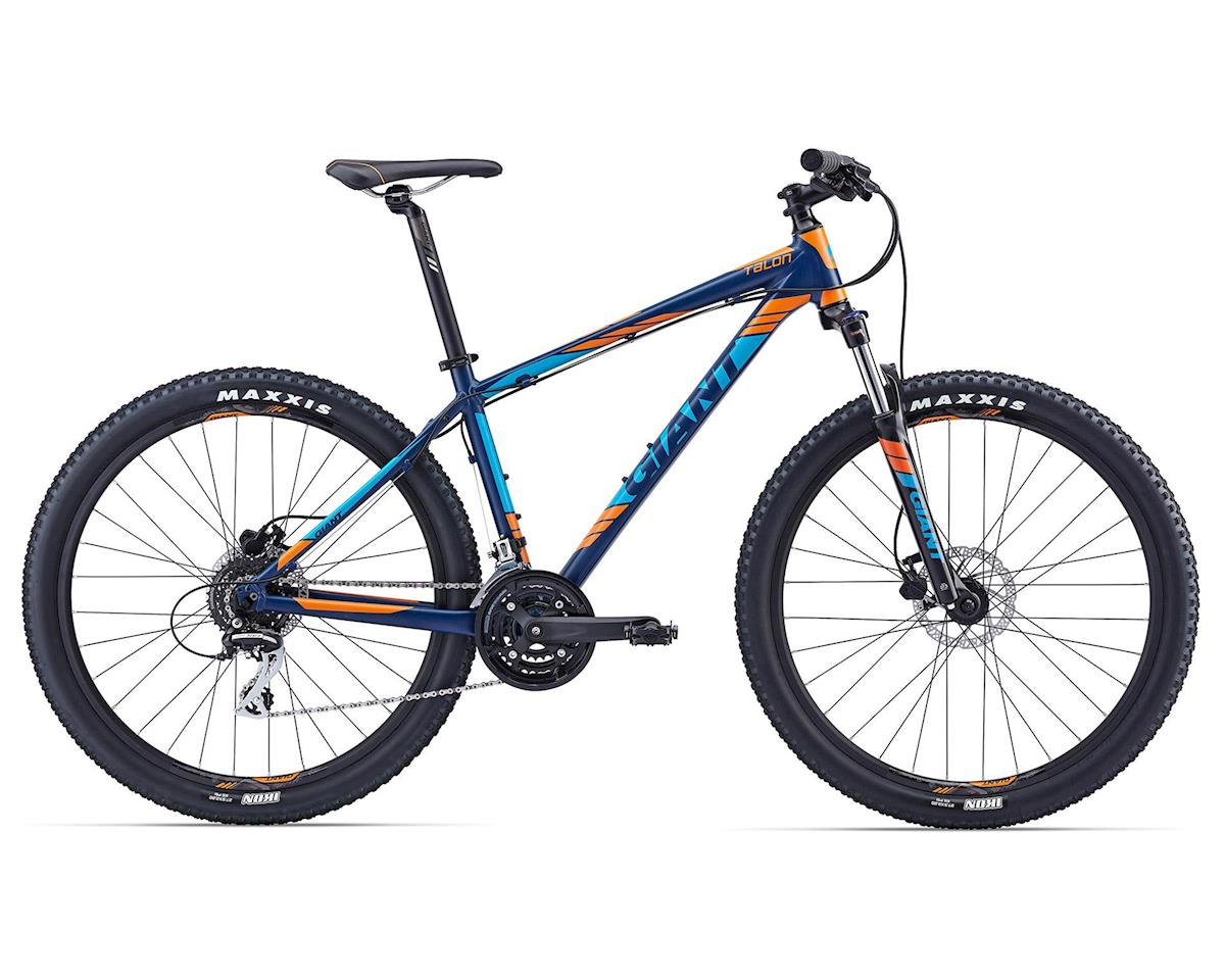 Giant Talon 27.5 4 Hard Tail MTB (2016) (Dark Blue/Orange)