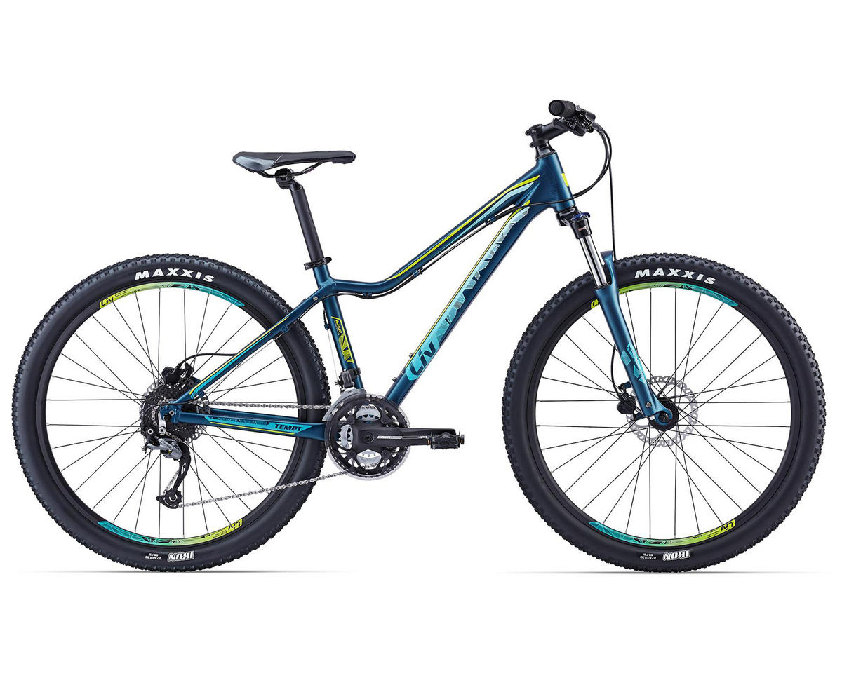 Liv/Giant Tempt 3 Women's Hard Tail MTB (2016) (Dark Green)