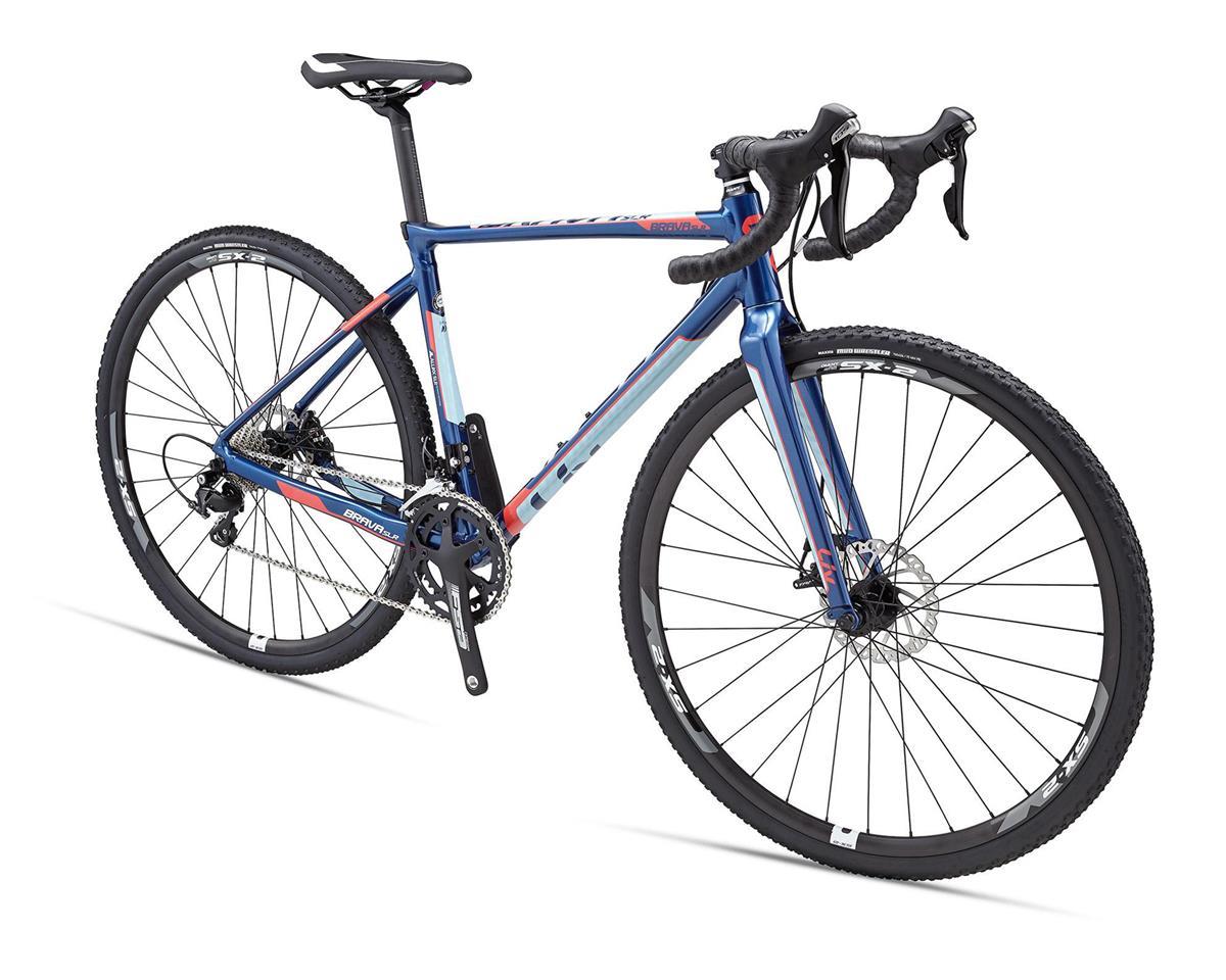 Liv/Giant Brava SLR Women's CX Bike (2016) (Dark Blue/Light Blue/Red)