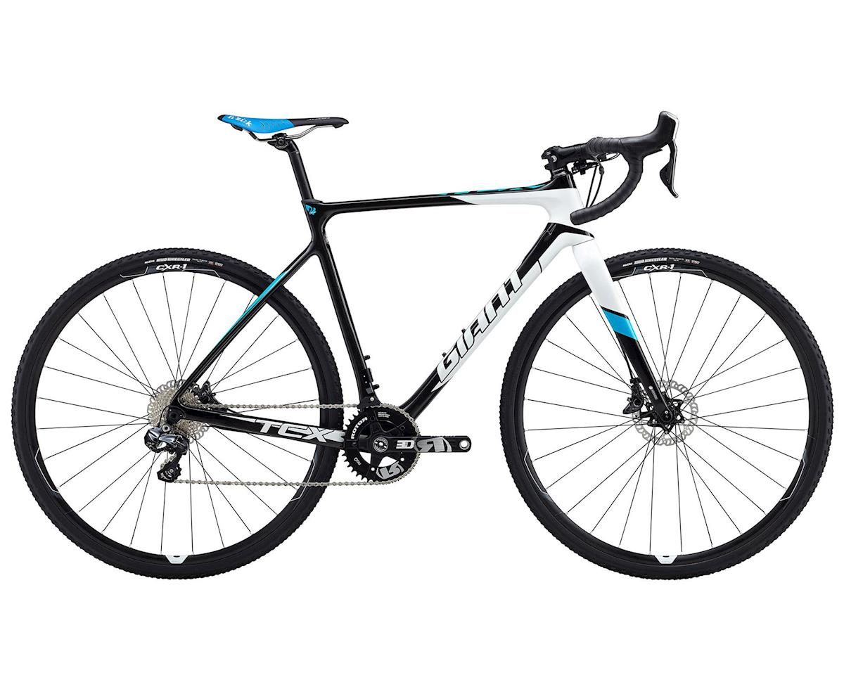Giant TCX Advanced Pro 1 (2016) (Composite/White/Blue)