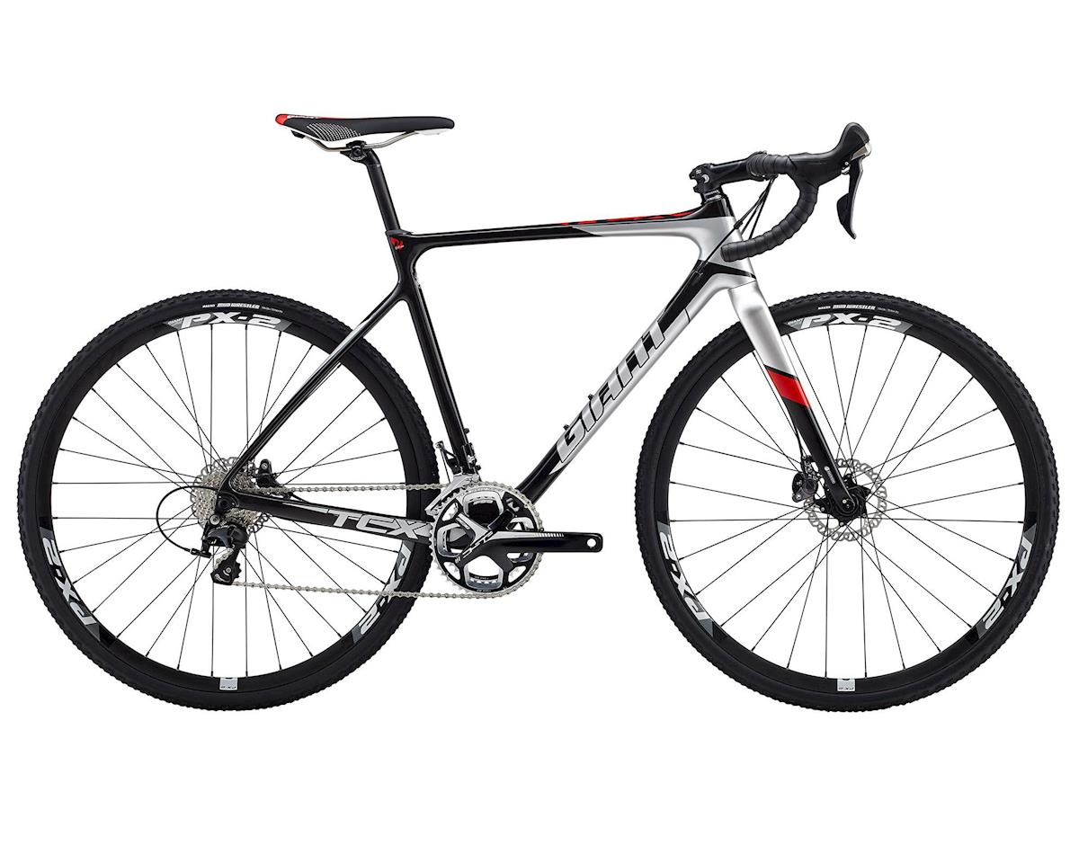 Giant TCX Advanced Pro 2 (2016) (Composite/Silver/Red)