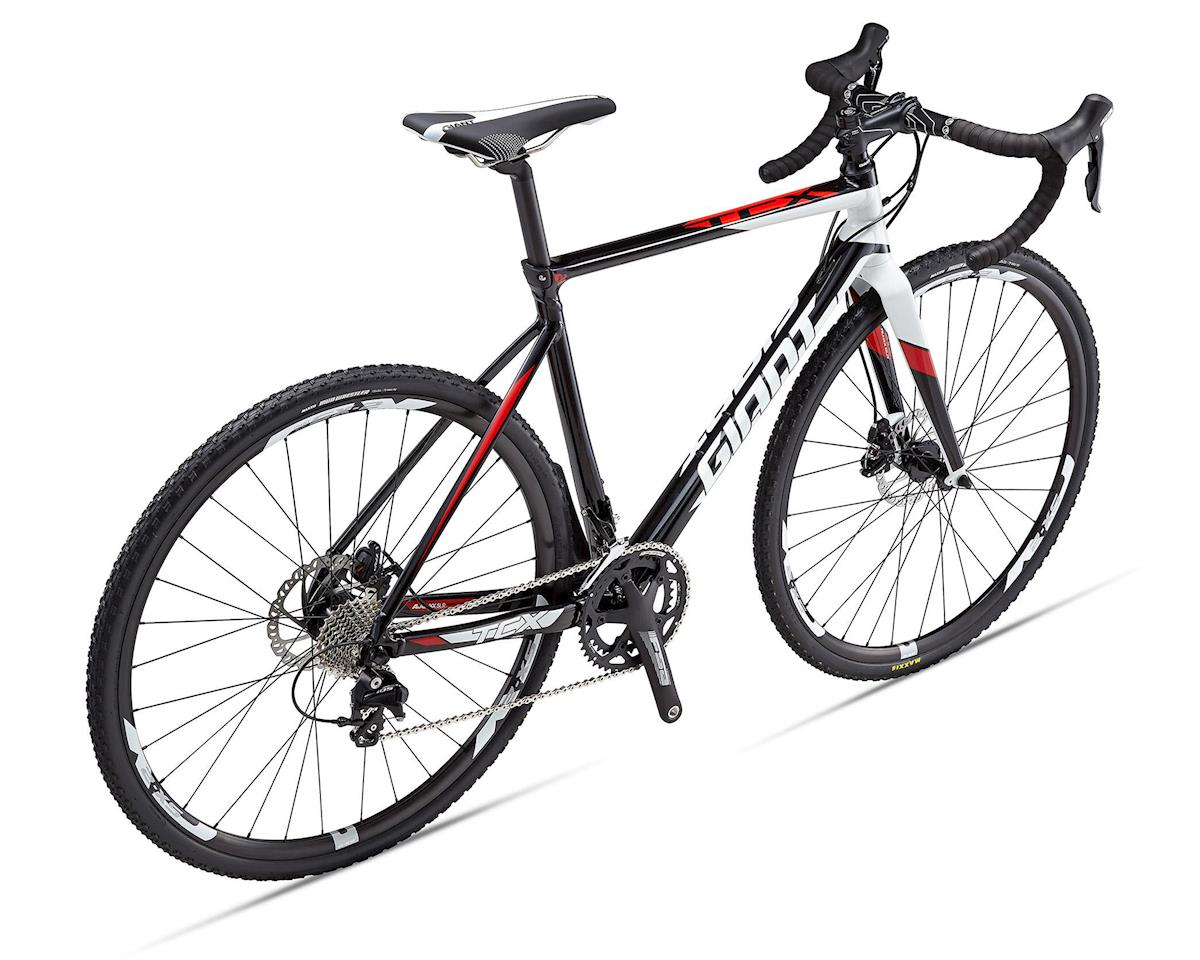 Giant TCX SLR 2 (2016) (Black/White/Red)