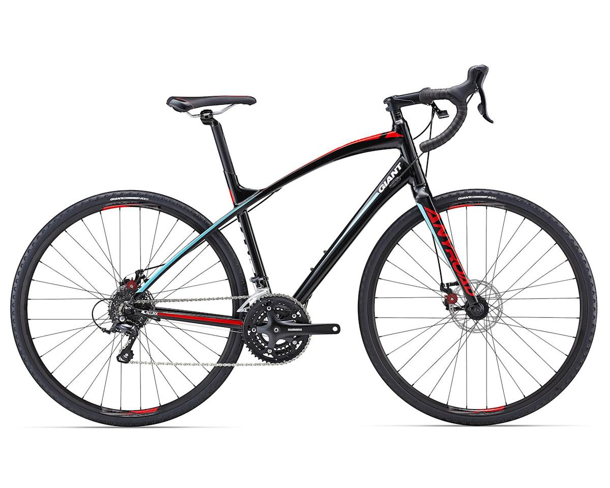 Giant 2016 AnyRoad 2 Adventure Bike (Black/Red/Blue)