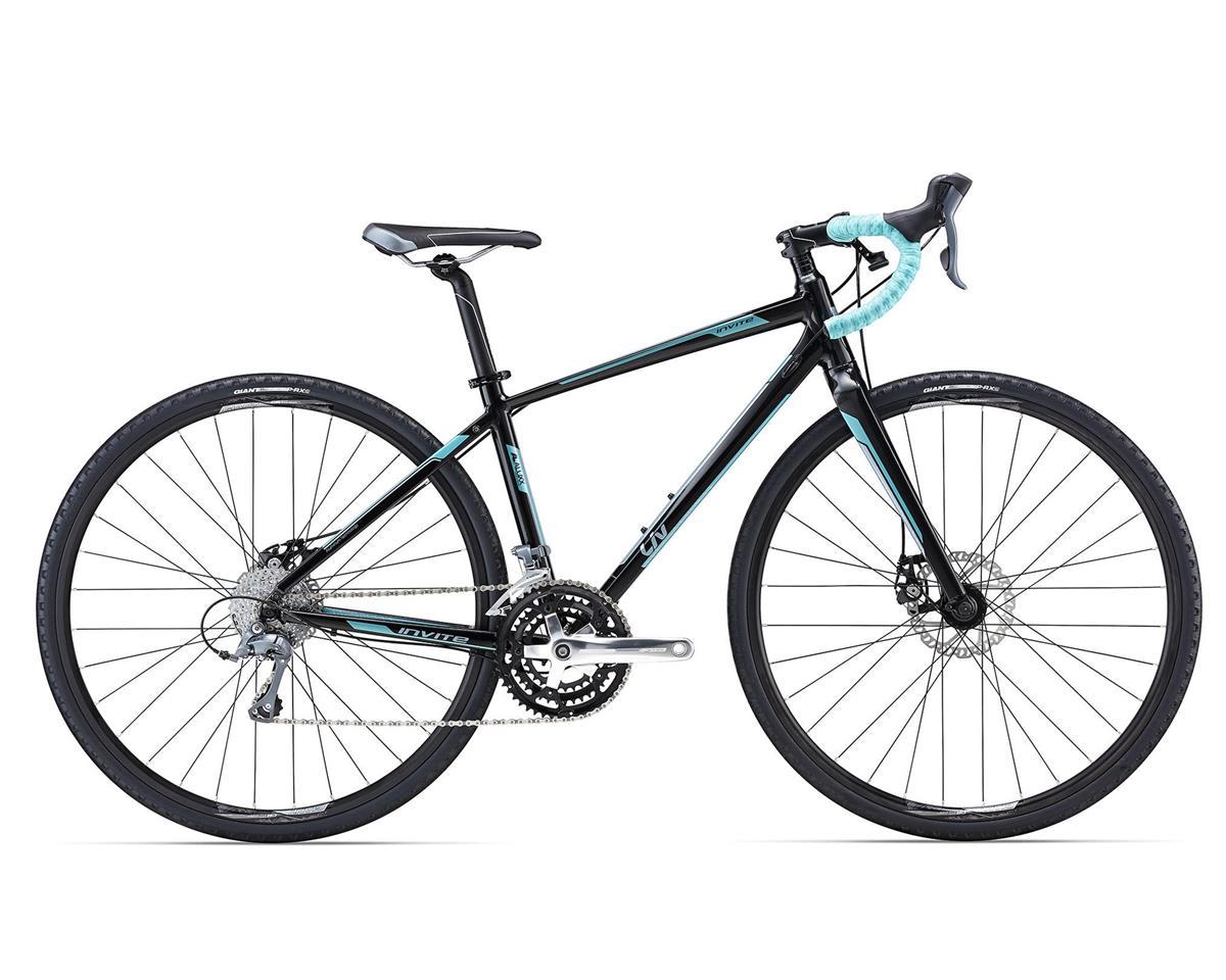 Liv/Giant Invite 2 Women's Cyclocross/ Gravel Bike (2016) (Black/Turquoise)