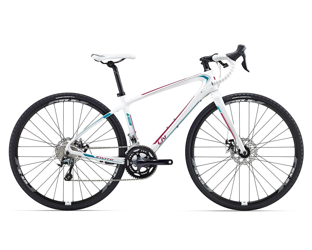 Liv Giant Invite Comax Women S Cx Bike 2016 White Fuchsia Teal