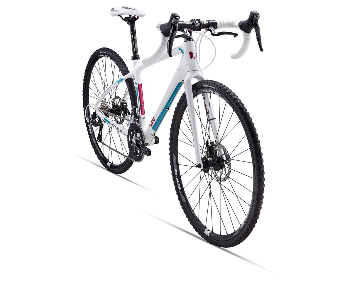 Liv/Giant Invite CoMax Women's CX Bike (2016) (White/Fuchsia/Teal)
