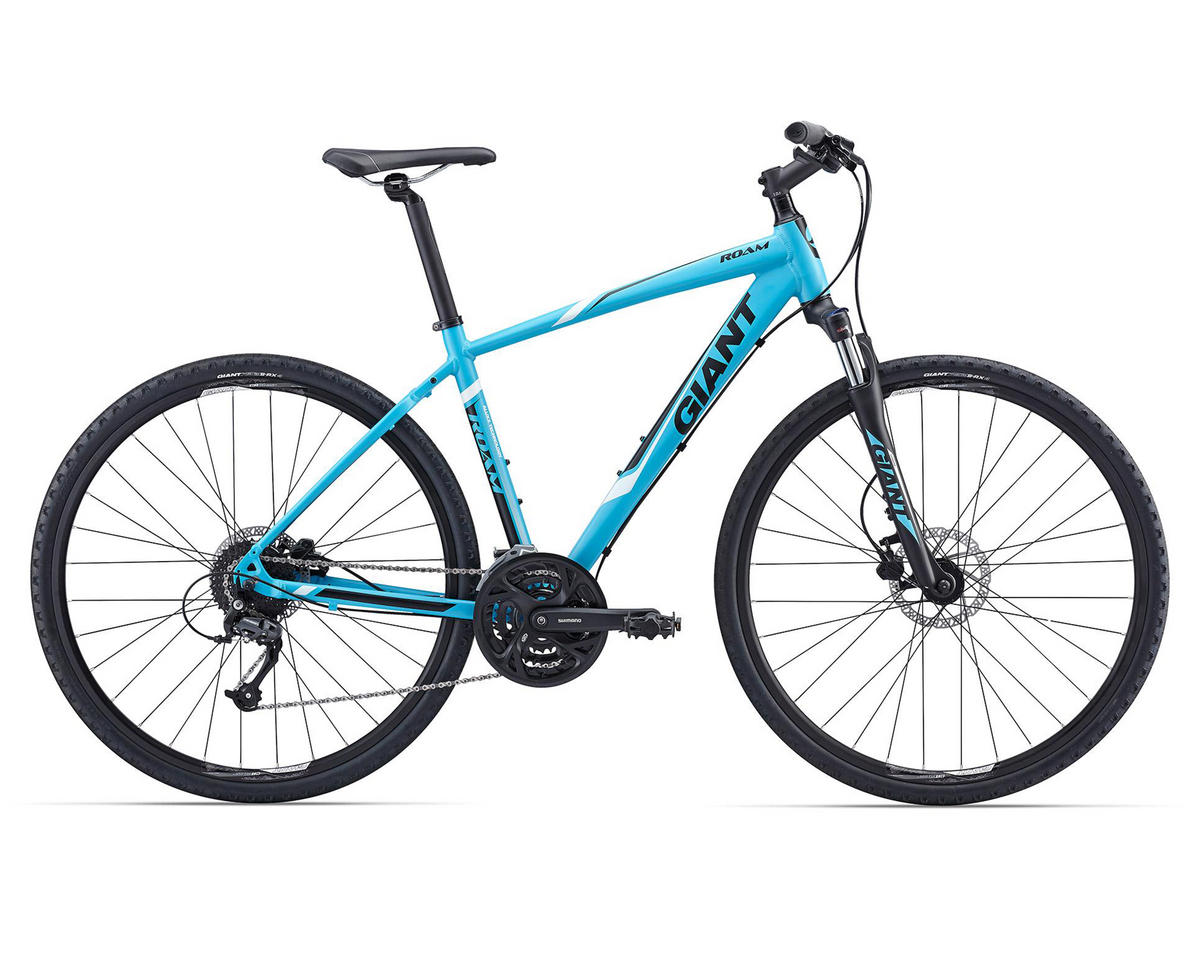 Giant Roam 2 Adventure MTB (2015) (Blue) (s)