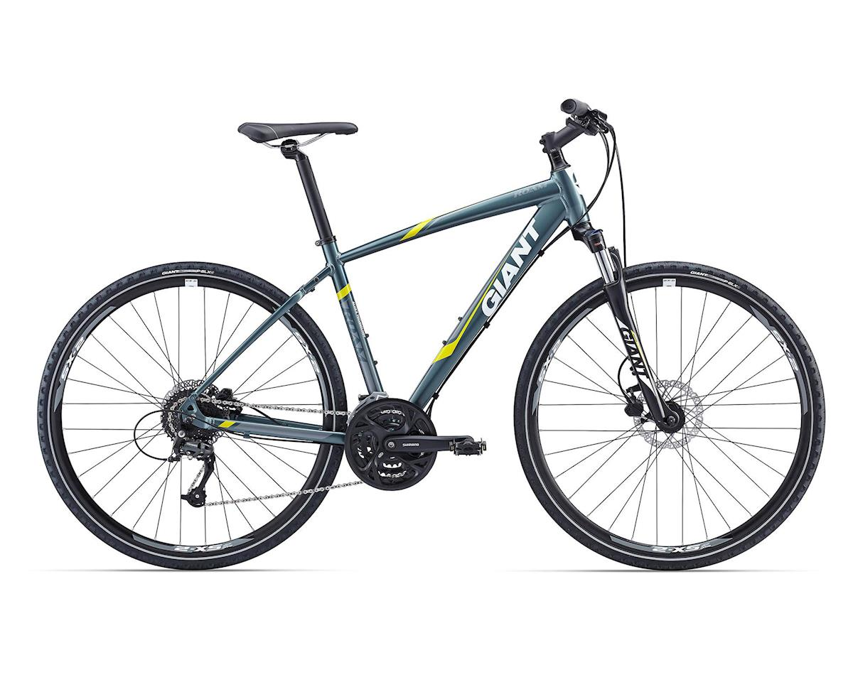 Giant Roam 2 Adventure MTB (2016) (Slate Gray/Yellow)