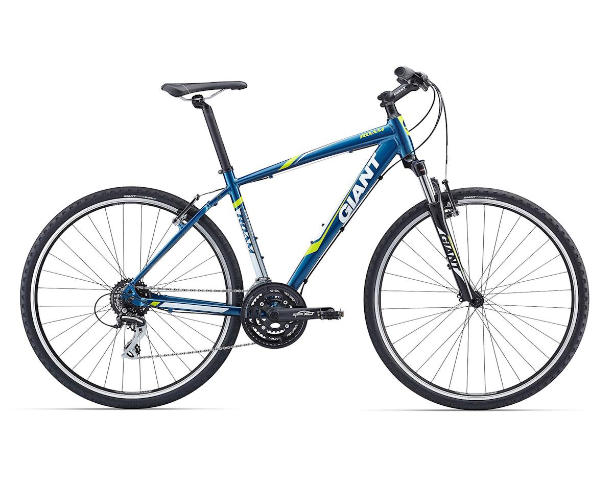 Giant Roam 3 Adventure MTB (2016) (Dark Blue/Lime)