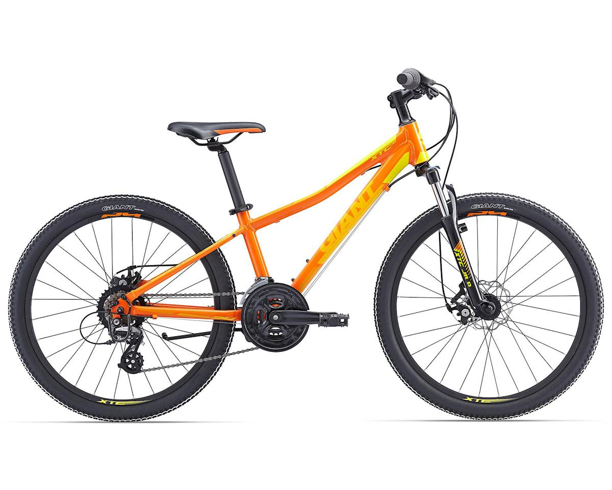 Giant XTC Jr 24 1 Disc Youth MTB (2016) (Orange/Yellow)