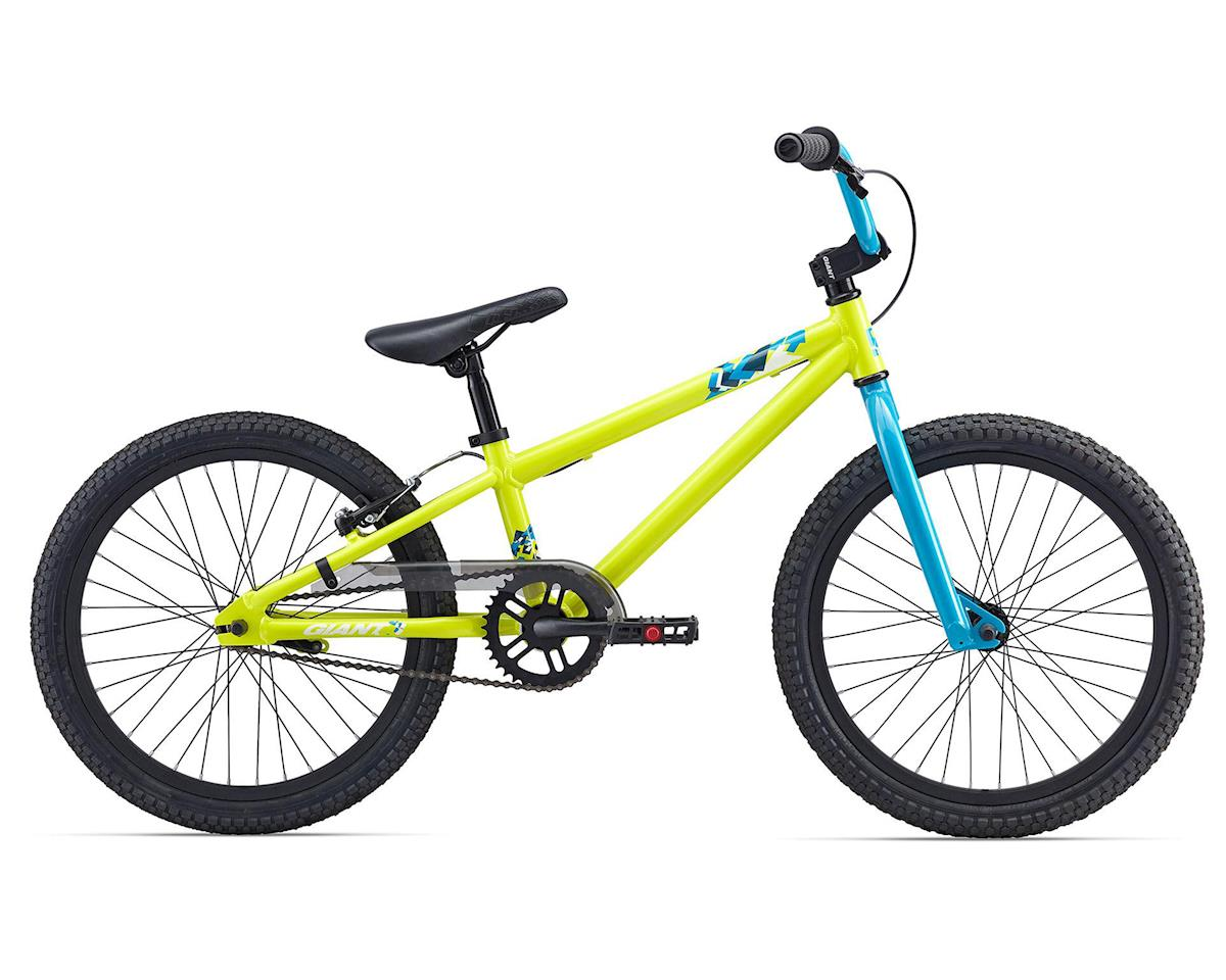 Giant GFR C/B BMX Bike (2016) (Yellow/Blue)
