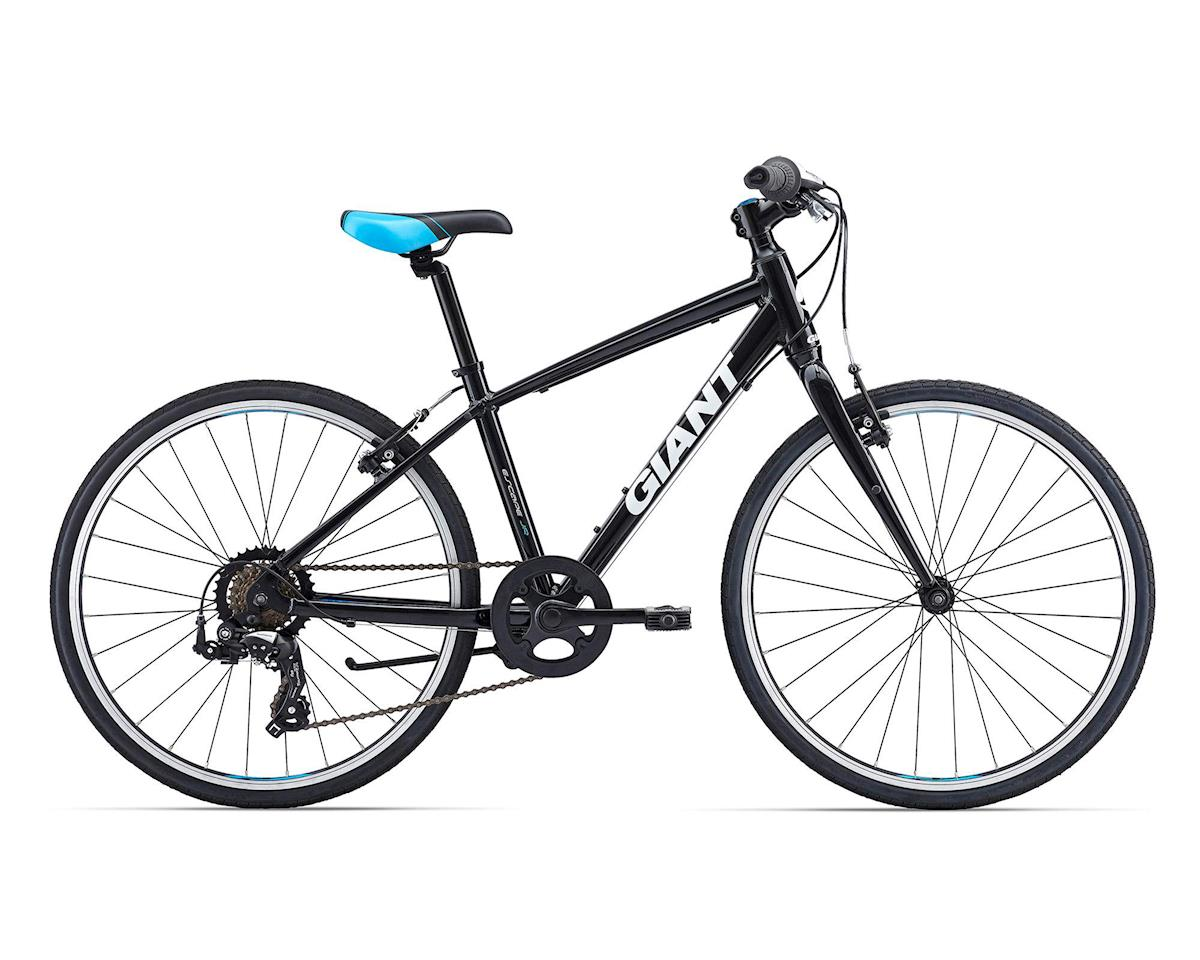 Giant Escape Jr 24  Youth Bike (2016) (Black)