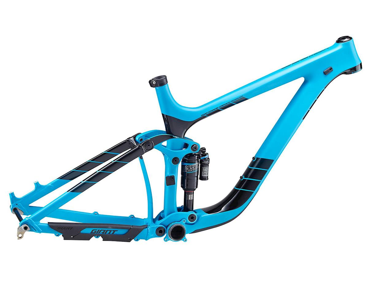 Giant Reign Advanced 27.5 Frameset M Blue/Black