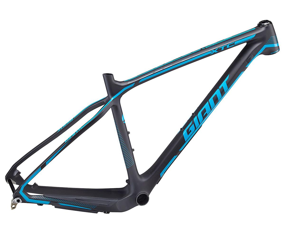 Giant XTC Advanced SL 27.5 Frame (2016) (Matte Composite/Blue)