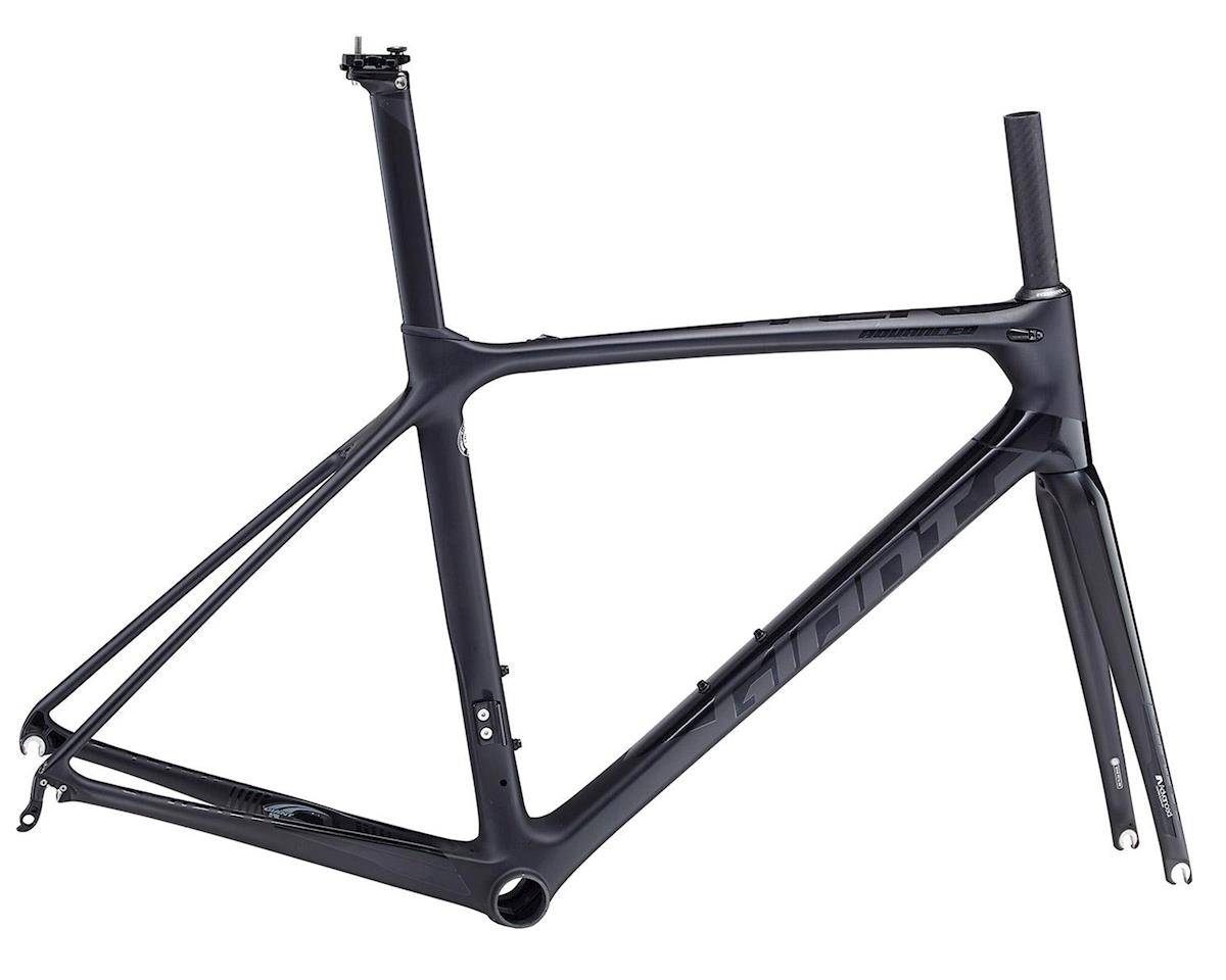 Giant TCR Advanced Pro Frameset (2016) (Matte Composite/Gloss Black)