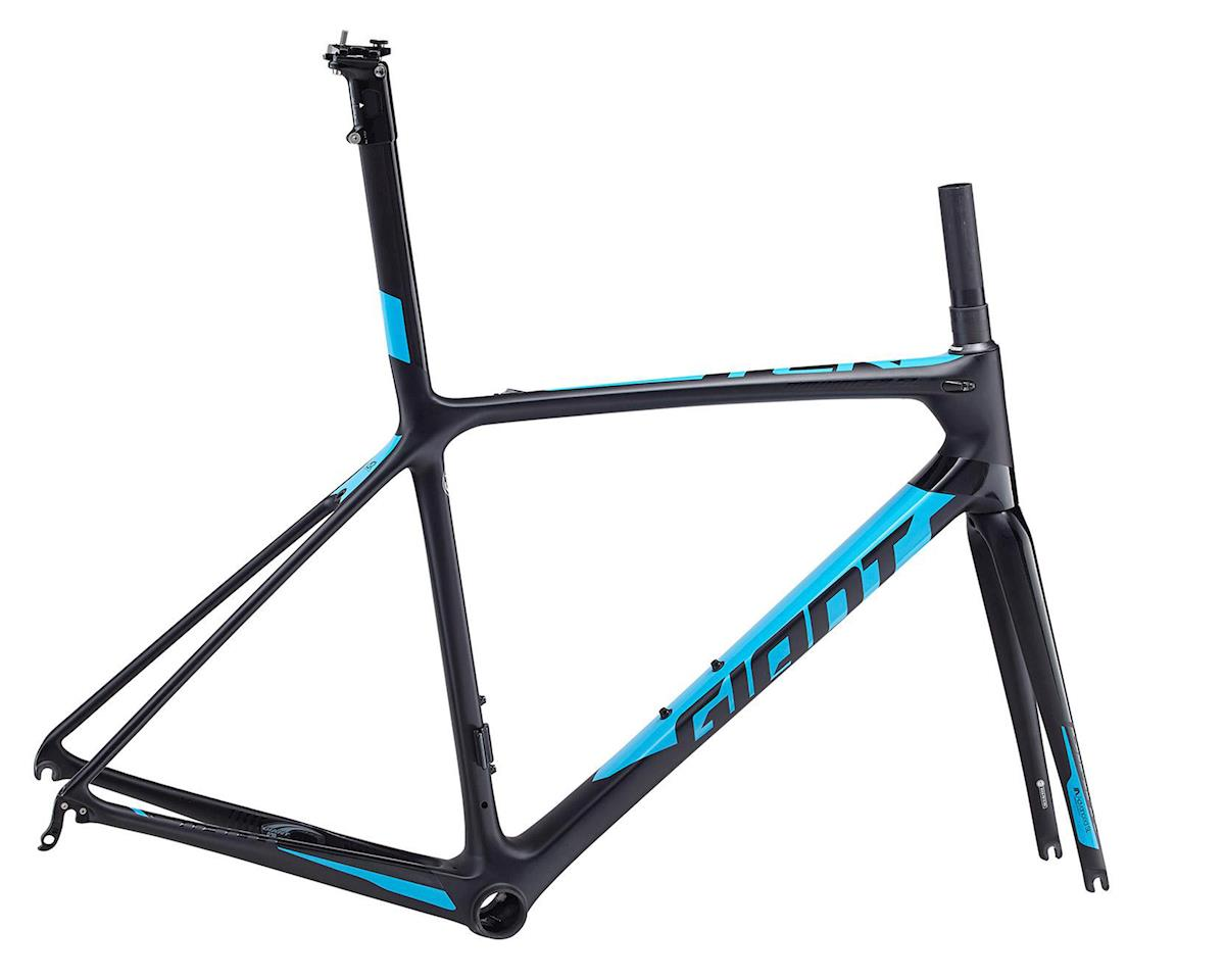 Giant TCR Advanced SL ISP Frameset (2016) (Matte Composite/Gloss Blue)