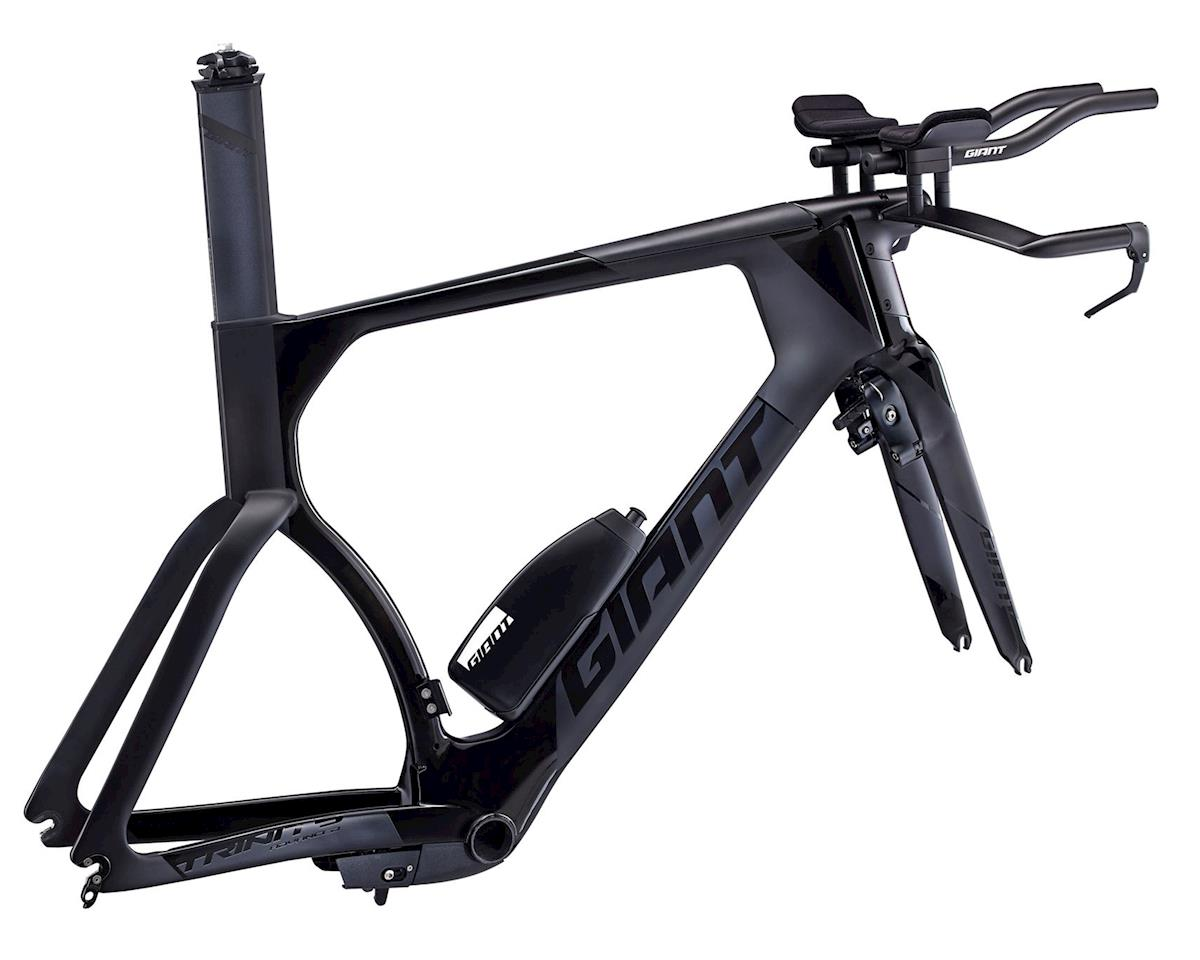Giant 2017 Trinity Advanced Pro TT Frameset  (Matte Comp/Gloss Black)