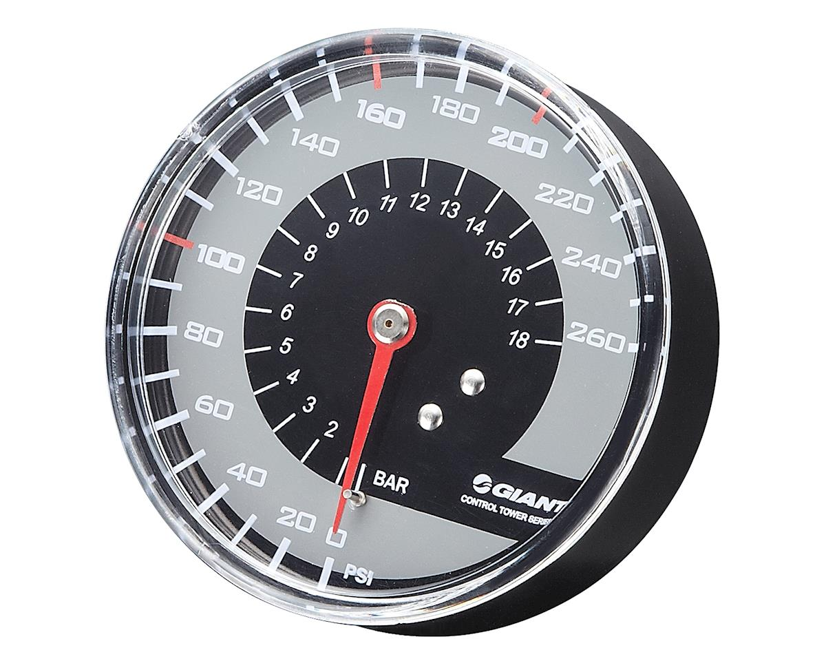 "Giant Control Tower Pro 3.0"" Pressure Gauge"