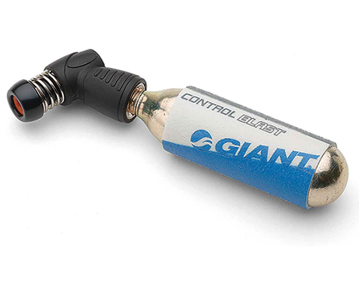 Giant Control Blast 2 Co2 Inflation Kit (Black)