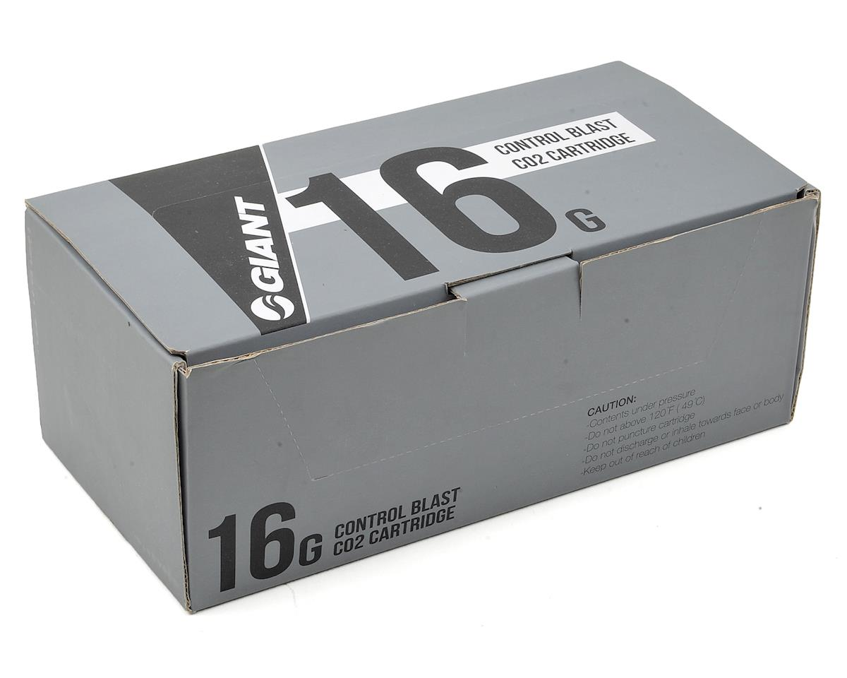 Giant Control Blast 16g CO2 Threaded Cartridges (50-Pack)