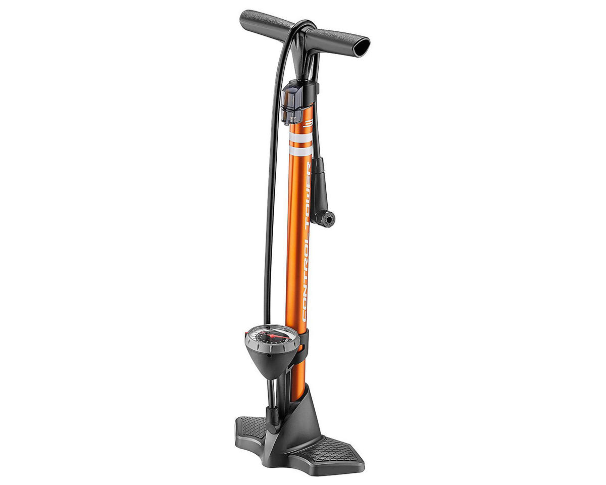 Giant Control Tower 3 Floor Pump (Orange)