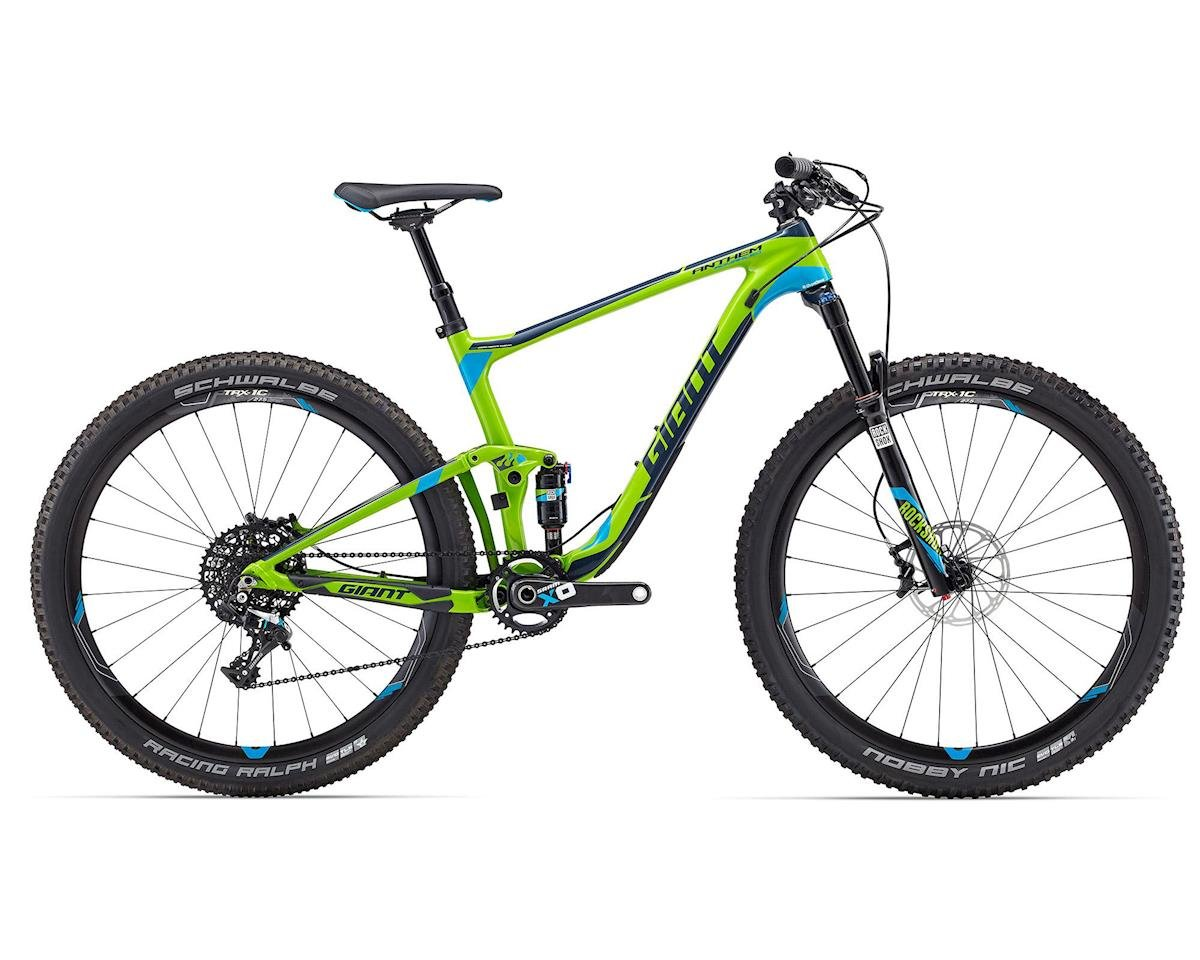 Giant Anthem Advanced SX 27.5 (2016) (Green/Blue)